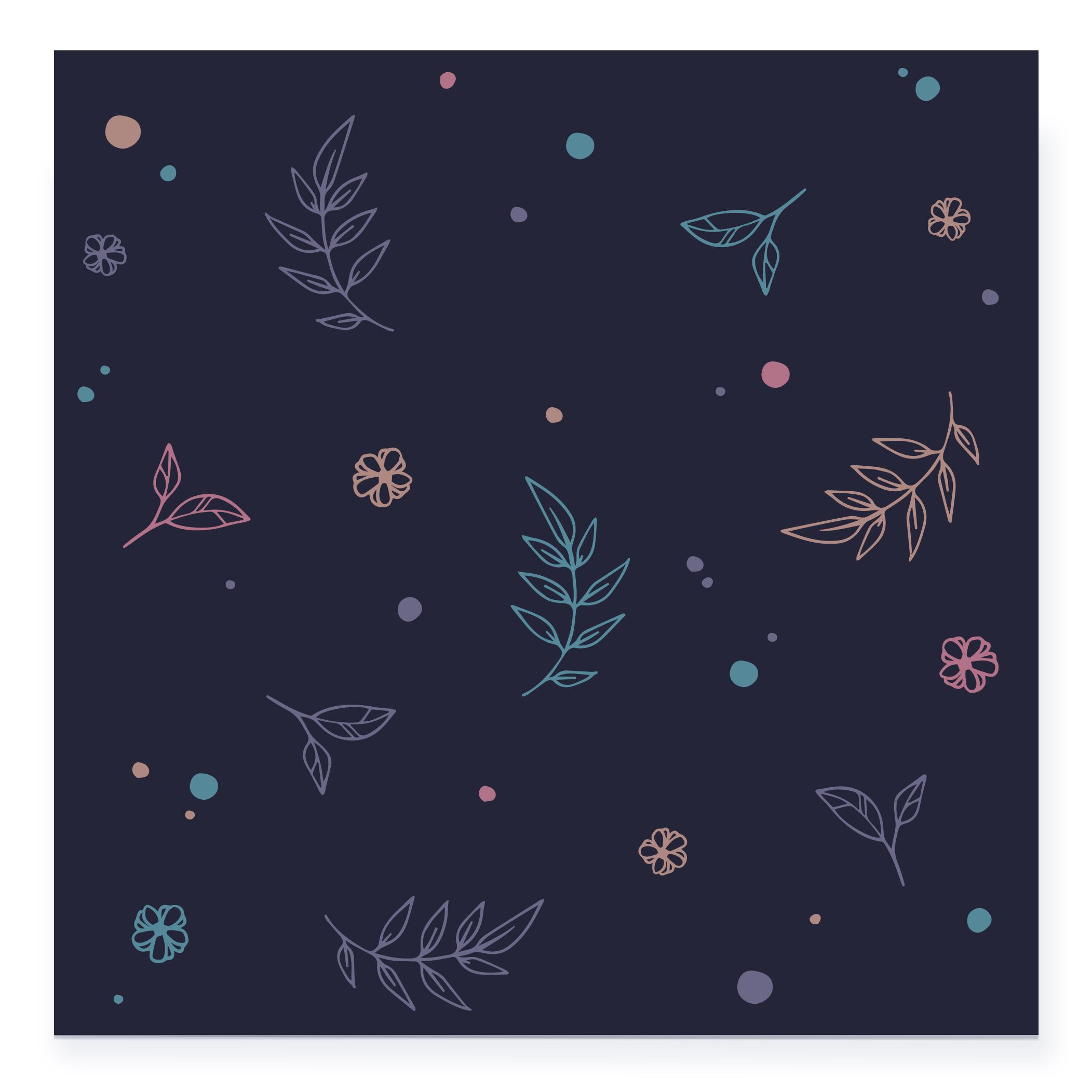 card_floral_violet